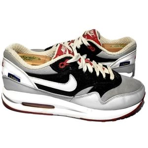 Nike iD Womens Air Max 1 Premium Pendleton Shoes
